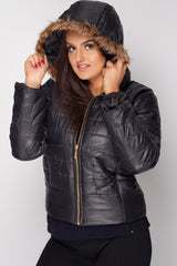 black coat womens
