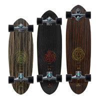 Carver Skateboards - New Haedron Series