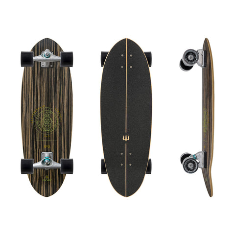 "Carver - Carver Skateboards - 30"" Haedron No3 CX.4 Complete - Brands - Satorial"
