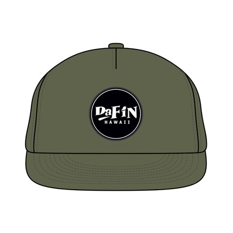 DaFiN - DaFin - Circle Patch Hat - Na Pali - Brands - Satorial