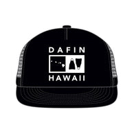 DaFiN - DaFin - HI Fin Hat - Black/White - Brands - Satorial