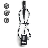 XM | Surf More - Sea Snake Leash ~ Ultra-Comp