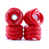 Shark Wheel - 70mm Sidewinder - Red