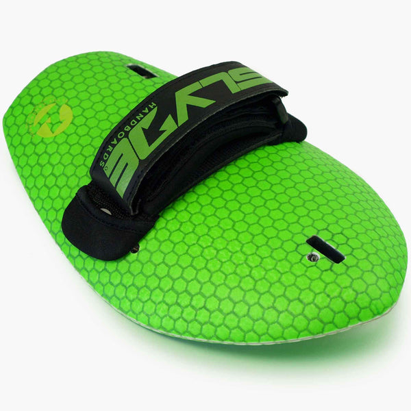 Slyde Handboards - The Bula - Hex Green