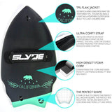 Slyde Handboards - The Wedge - Californian