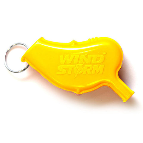 Storm Whistles - Storm Whistles - The Windstorm - Yellow - Brands - Satorial