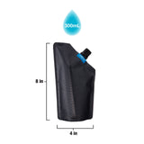 Vapur - Incognito Flask - 300ml - Grey