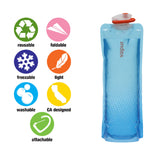 Vapur - Shades - 1.5L - Translucent Blue