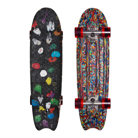 WasteBoards - Black Caps