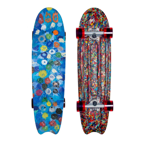 WasteBoards - WasteBoards - Blue Caps - Brands - Satorial