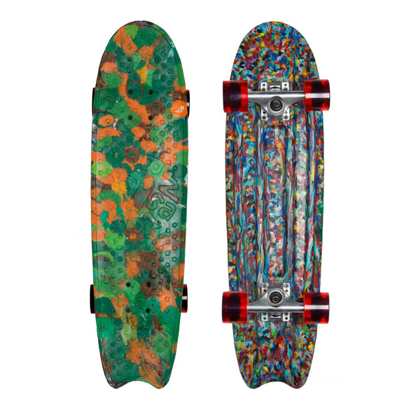WasteBoards - Green Caps