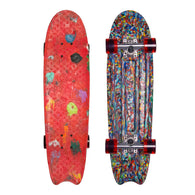 WasteBoards - Red Caps