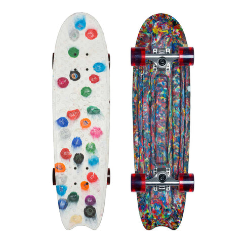 WasteBoards - White Caps