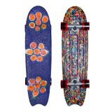 WasteBoards - Orange Flowers