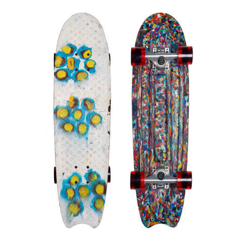 WasteBoards - Yellow Flowers