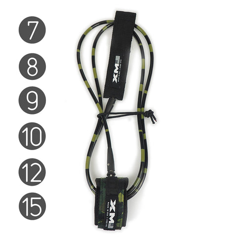 XM | Surf More - Special Ops Leash ~ Big wave