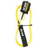 XM | Surf More - Tangle Free X Power Clip Leash ~ Regular