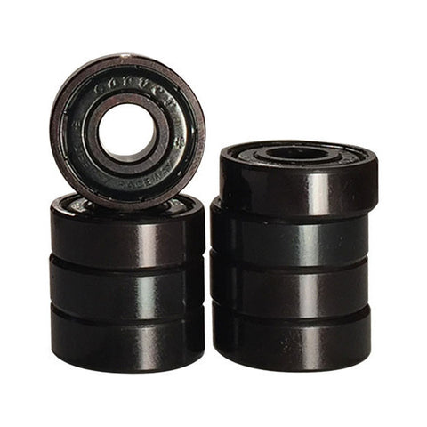 Carver - ABEC 7 Bearings Kit - Black Deep-V