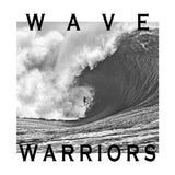 Astrodeck T-Shirt - Wave Warriors - Back & Bad