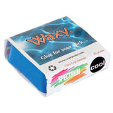Waxy Wax - Coloured Surf Wax - Blue