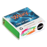 Waxy Wax - Coloured Surf Wax - Green
