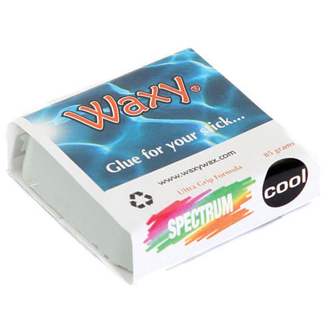 Waxy Wax - Coloured Surf Wax - White