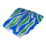Surf More XM - Safari Tailpad - White/Green/Blue