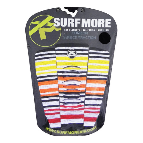 Surf More XM - Horizon Tailpad - Black/White/Yellow/Orange/Red