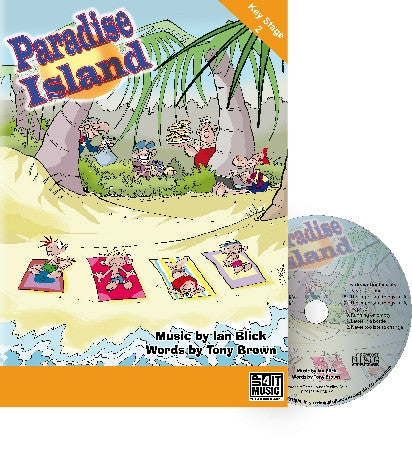 Paradise Island - a school musical about Earth's limited resources