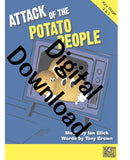 Attack of the Potato People - up4itmusic