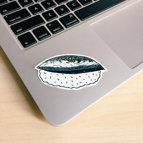 Aji Sushi Sticker