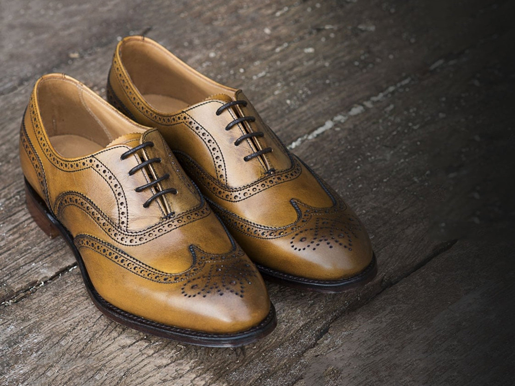 Cheaney Shoes - The History of Cheaney
