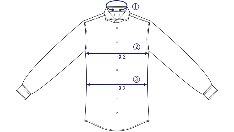 eton shirt size guide how to measure