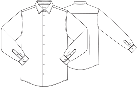eton shirt contemporary fit