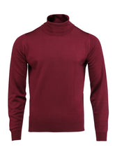 John Smedley Connell Pullover (Bordeaux) - Union 22