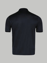 Brioni Embroidery Polo (Navy)
