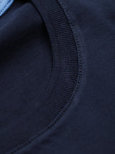 Corneliani Striped T-Shirt (Navy)