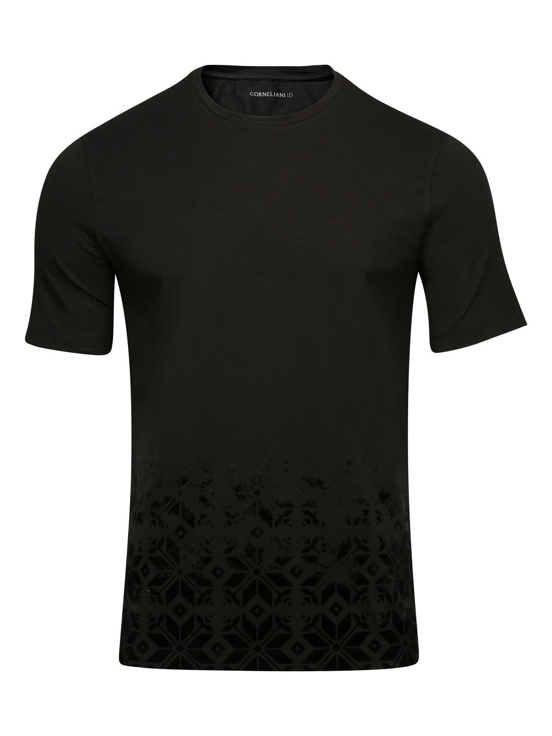 Corneliani Frostbite T-Shirt (Black) - Union 22