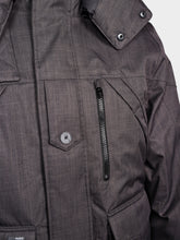 Nobis Higgins Bomber (Steel Grey)