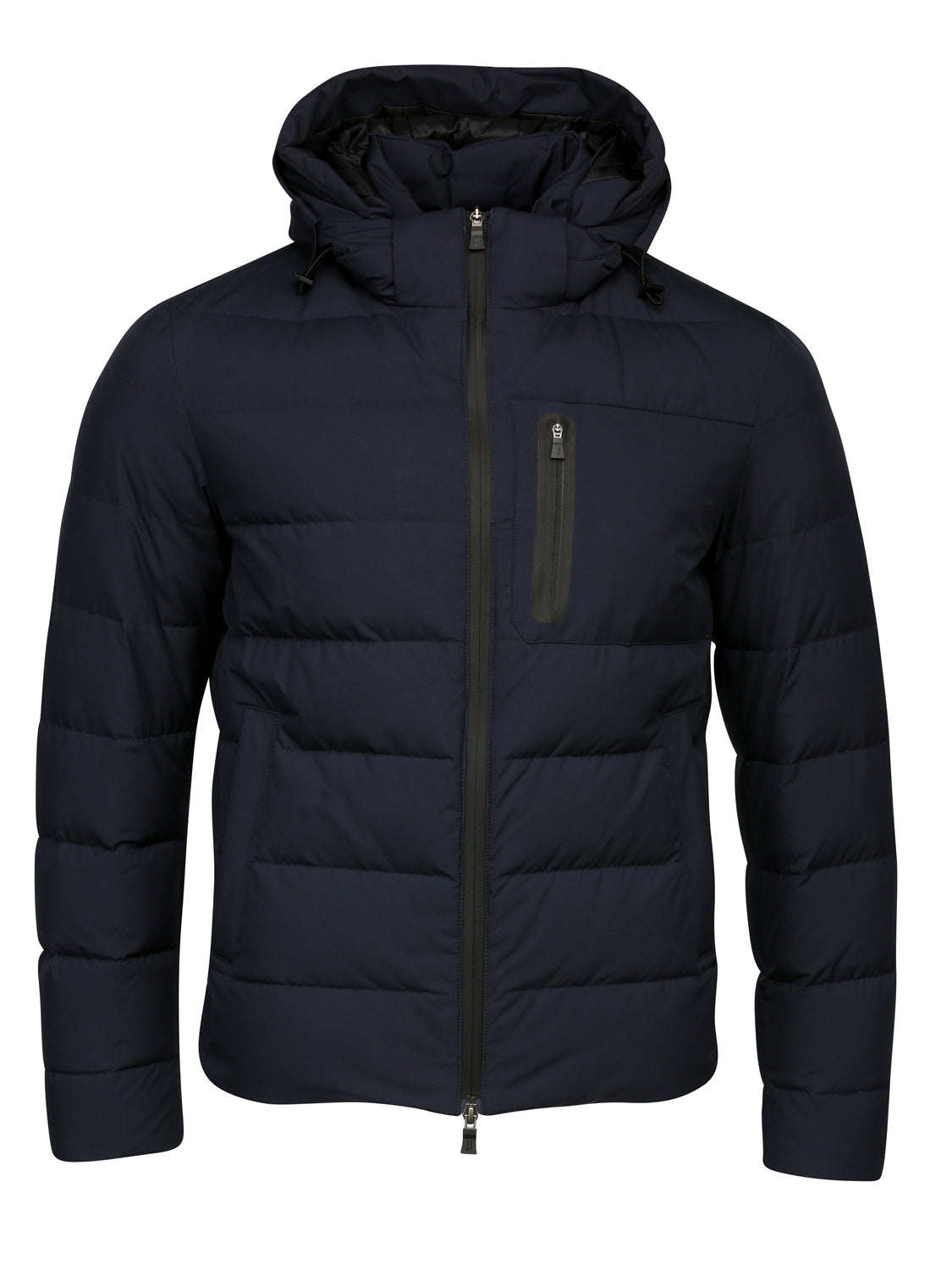 Herno Laminar Quilted Windstopper Jacket (Navy) - Union 22