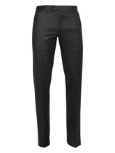 Canali Wool Trousers (Grey) - Union 22