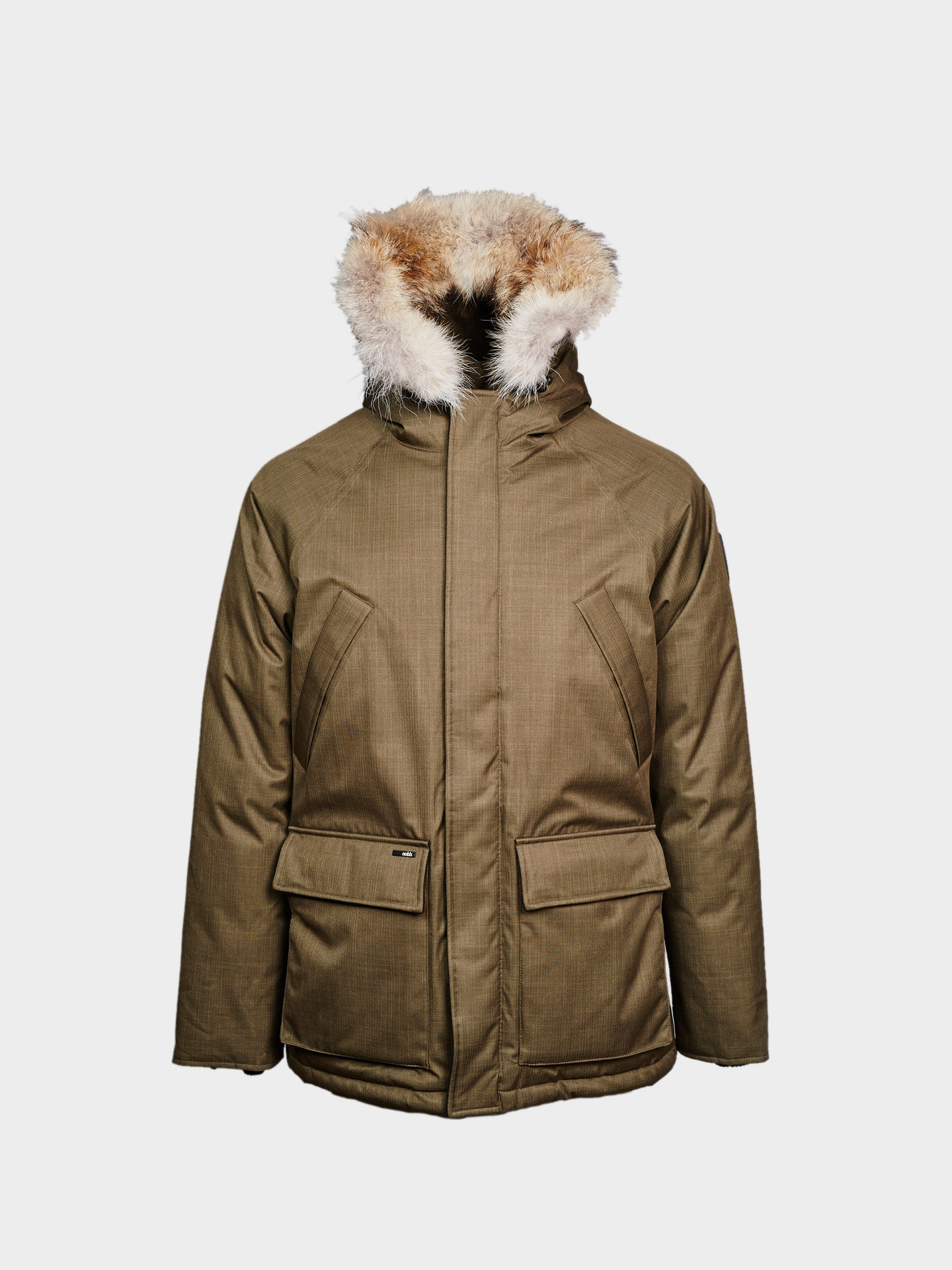 Nobis Heritage Parka (Army Green)