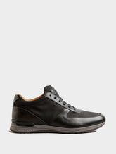 Corneliani Dress Trainer Leather (Black)