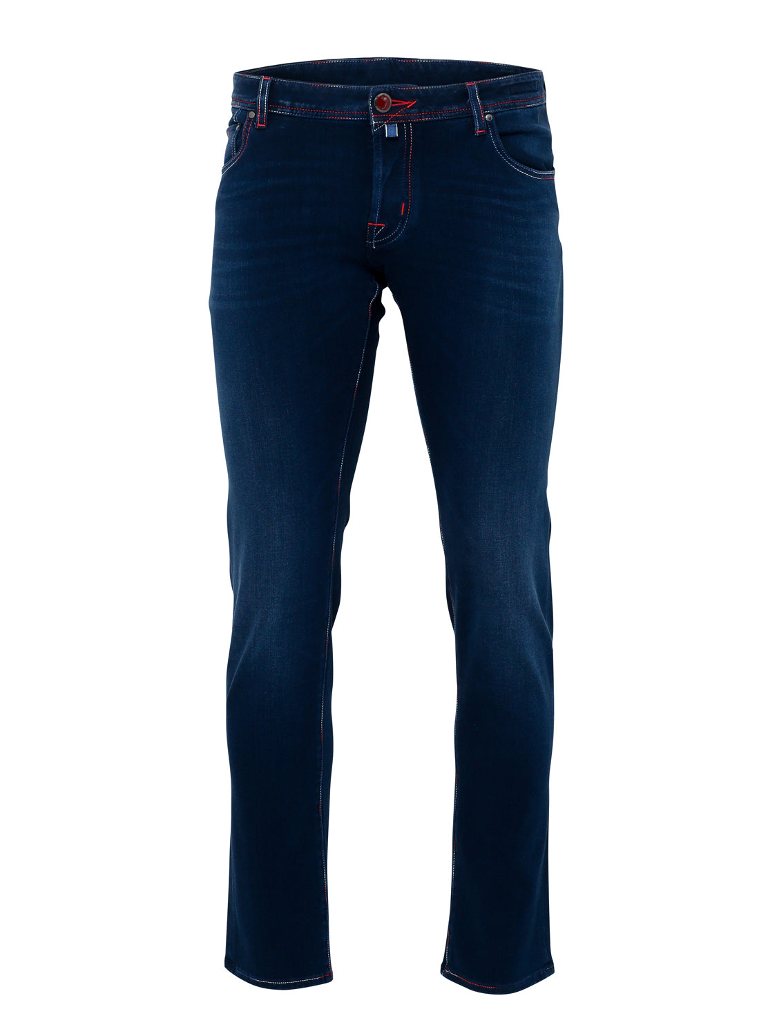 Jacob Cohen J622 Red Badge Stretch Jeans (Dark Wash) - Union 22