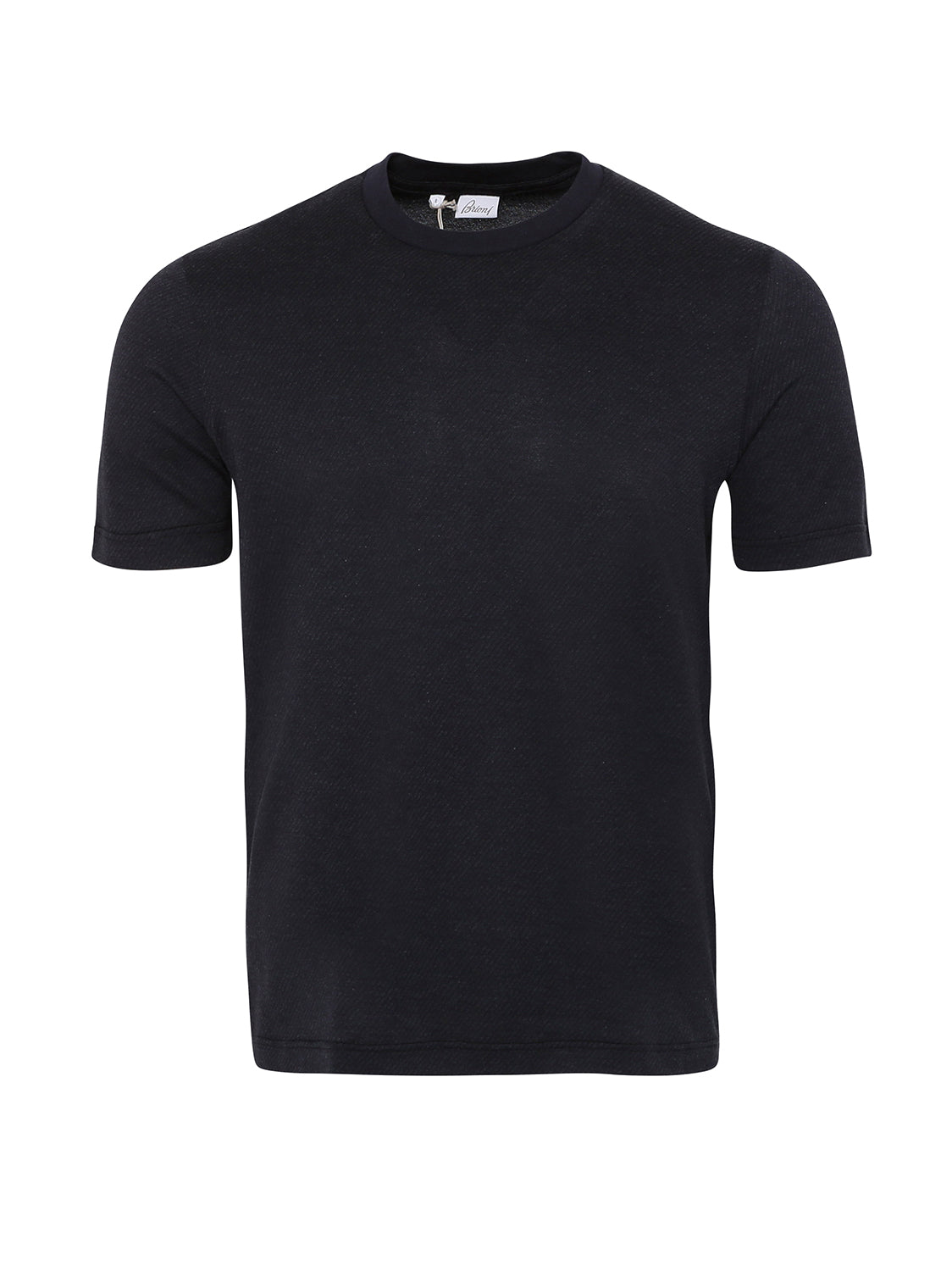 Brioni Luxury Supersoft T-Shirt (Navy) - Union 22