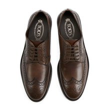 TOD's Leather Brogue (Brown) - Union 22