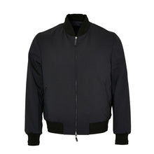 Brioni Reversible Bomber Jacket (Blue & Black) - Union 22