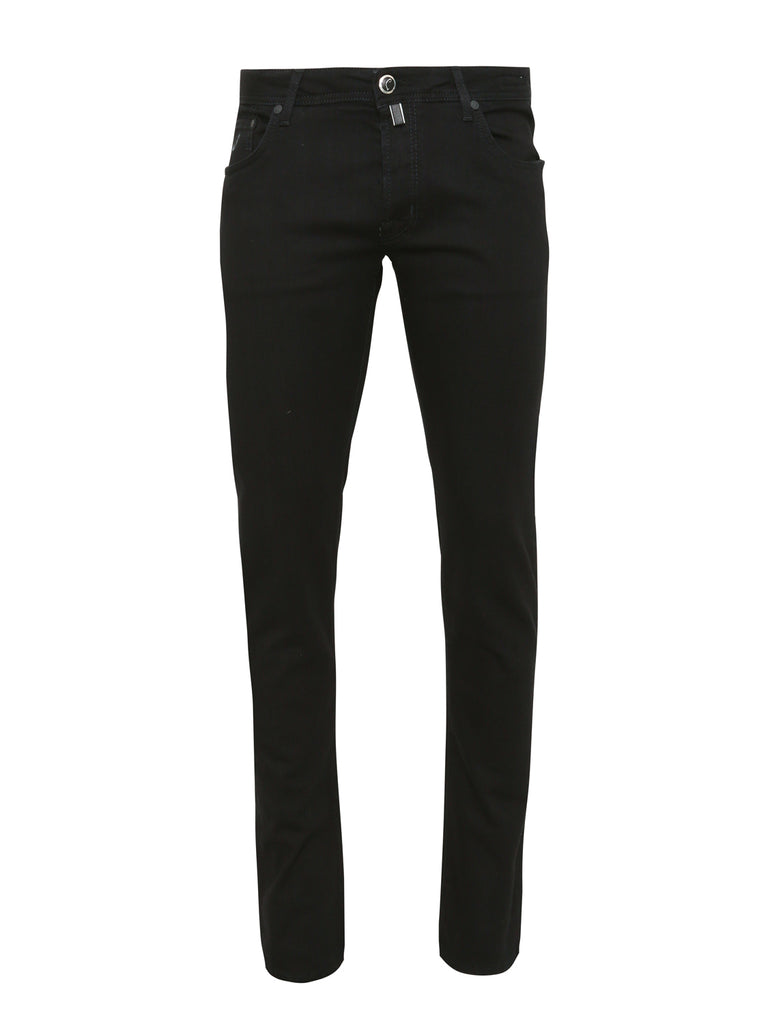 Jacob Cohen J622 Black Badge Jeans (Black) - Union 22