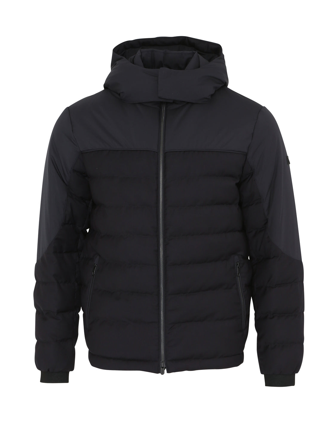 Z Zegna Techmerino™ 'Feather Free' Quilted Jacket (Navy) - Union 22