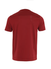 Limitato Dress Mercerised Cotton T-Shirt (Red) - Union 22